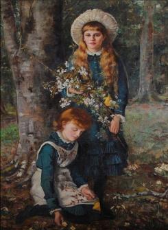 Constance and Eva