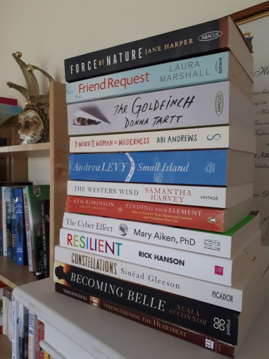 Reading list April 2019